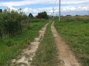 Участок в деревне Московской области срочно - Фото 2