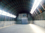 Неотапливаемый склад из металлопрофиля 156,2 кв.м. в районе ул.Оганова - Фото 2