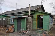 Пол дома в д.Федоровское, 60 кв.м, участок 8 соток, удобства в доме. - Фото 1