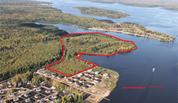 Первая линия р.Волга,30.3 га, ИЖС, на участке сосны, ели. - Фото 1