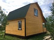 Новый дом в СНТ Лесное - дер.Юрцово - 80 км Щёлковское шоссе - Фото 4