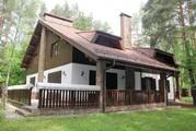 Дом-шале 637,1 кв.м. на лесном участке, Новодарьино, Рублево-Успенское - Фото 5