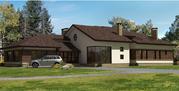 Продажа шикарного дома 490 м2, 30 соток земли, 42 км от МКАД - Фото 2