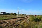 Участок 12.5 соток в деревне Беляево - Фото 1
