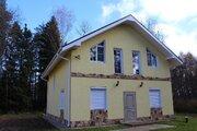Дом 130 м2 в лесу - Фото 1