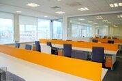 Офис с мебелью, техникой,640м в бизнес-центре класс А, метро Калужская