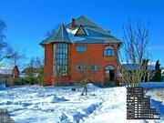 Двухэтажный дом 220 кв.м с участком 25 соток в д. Лужки, Новорижское ш - Фото 3