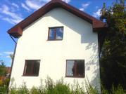 Дом 100 кв.м. в деревне Коровино Чеховского района с отделкой - Фото 2