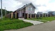 Дом 100 м2 на участке 6 соток в кп Изумрудные холмы, с. Проскурниково - Фото 1