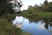 15 соток под ИЖС на 1й линии от реки Дубны, д. Тарусово Талдомский р-н - Фото 2