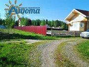 Продается земельный участок в заповеднике Барсуки.
