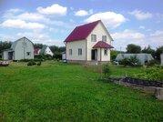 Дом 130 м2 в СНТ Берегиня около д. Назарово - Фото 2
