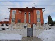 Дом 250 кв.м, 15 сот, Ногинск, ул. Герасима Курина - Фото 1