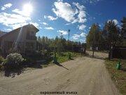 Участок 24 сотки в престижном ДНП в Зелёной Роще,27 км от Зеленогорска - Фото 5