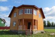Зимний дом 130 м2, Газ, 15 соток, Прописка - Фото 1