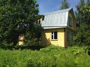 Дом на участке 20 соток в д.Акатово Рузский район 110 км от МКАД - Фото 1