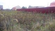 Хороший участок 10 соток в д.Золотово. Недорого - Фото 1
