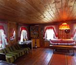 Деревянный дом на участке 27 соток рядом с Пушкинскими Горами - Фото 3