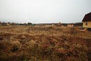 Дачный участок 10 соток в 116 км от МКАД по Новой Риге - Фото 1