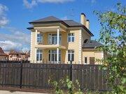 Кирпичный дом 488 кв.м. на 15 сотках Новоглаголево с газовым отопление - Фото 1