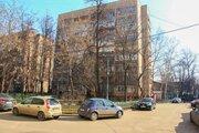 Квартира в кирпичном доме рядом с метро, Комсомольский пр-кт 27а, ЦАО - Фото 1