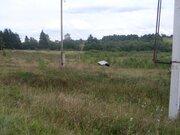 Участок 15 соток на окраине пгт Фряново 57 км по Щелковскому шоссе. - Фото 1