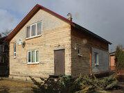 Гатчина+20 км, массив Кобрино, зимий дом с уч 6 соток - Фото 1
