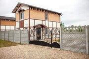 Новый кирпичный дом со всеми удобствами в д. Козлово Павловский Посад - Фото 1
