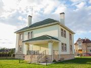Загородный дом 273 кв.м, участок 15 соток, 32 км от МКАД Киевское ш.