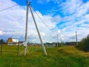 Отличный земельный участок под ИЖС в д. Смолево