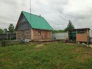 Участок 10 соток в д. Юшково, ул. Полевая - Фото 1