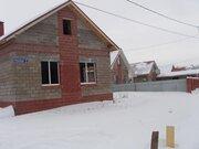 Коттедж Булгаково (26км от Уфы) Уфимский р-н, кирп. 80 м2 + мансарда - Фото 1