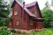 Изумительная дача с баней на просторном участке с лесными деревьями! - Фото 2