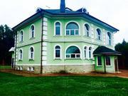 Дом с отделкой у леса. 480 кв.м. уч.15 сот.Минское ш. 17км. - Фото 1