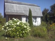 Дача на 8 сотках, с баней и летней кухней, Обнинск - Фото 1