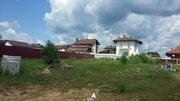 Земельный участок дск в коттеджном поселке Истра Вилладж Солнечногорск - Фото 1