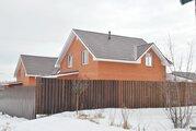 Кирпичный дом в Кузнецово, 11 соток, 135 м2, платформа Бронницы. - Фото 5