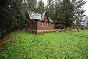 Продается жилой зимний дом граничащий с лесом д. Писково - Фото 4