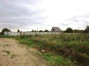 Продам участок 12 сот. ИЖС в д. Мякишево, Талдомского р-на. - Фото 1