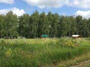 Широкий земельный с прямым железнодорожным сообщением с Москвой - Фото 1