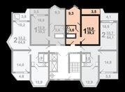 Продажа 1-комнатной квартиры в ЖК Первый Андреевский - Фото 1