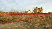Участок в поселке Вернисаж деревня Матренино Волоколамского района - Фото 1