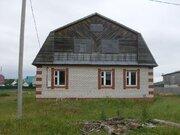 Кирпичный дом в Тюлячах с участком земли 15 соток - Фото 1
