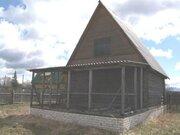 Дом недострой на 15сотках, д. Бабурино с видом на озеро. 95км от МКАД - Фото 2