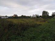 Бюджетный вариант земельного участка в д.Трошково Егорьевское шоссе. - Фото 1