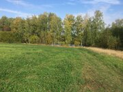 Участок с прудом. Деревня Поповка - Фото 1
