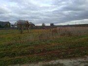 Участок 15 соток в деревне Величково 97 км от МКАД - Фото 1