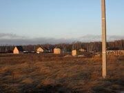 Собственник участок в деревне Чеховский район, Сенино - Фото 4