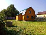 Дом 80 кв м на участке 7 сот. в СНТ, Можайское ш, 48 км от МКАД - Фото 2