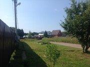 Участок в д. гришино 20 соток Чеховский район. место у леса - Фото 2